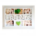 """Symbol Galerierahmen """"Friends"""" für 6 Fotos"""