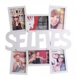 Galerierahmen SELFIES für 6 Selfies