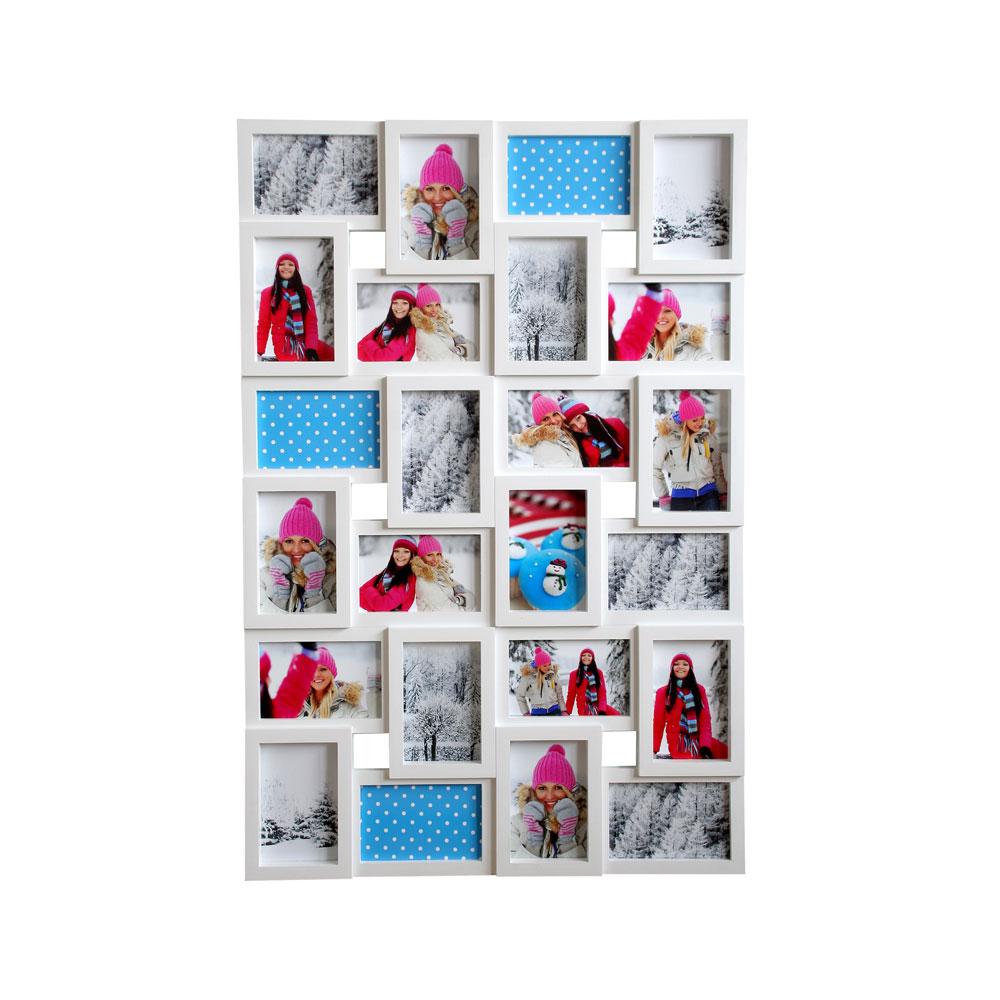 Galerierahmen für 24 Fotos