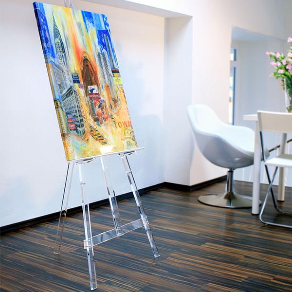 Acryl Staffelei - Galeria del Arte